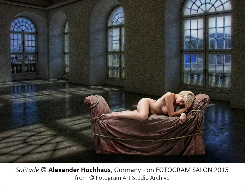 Alexander Hochhaus_Solitude