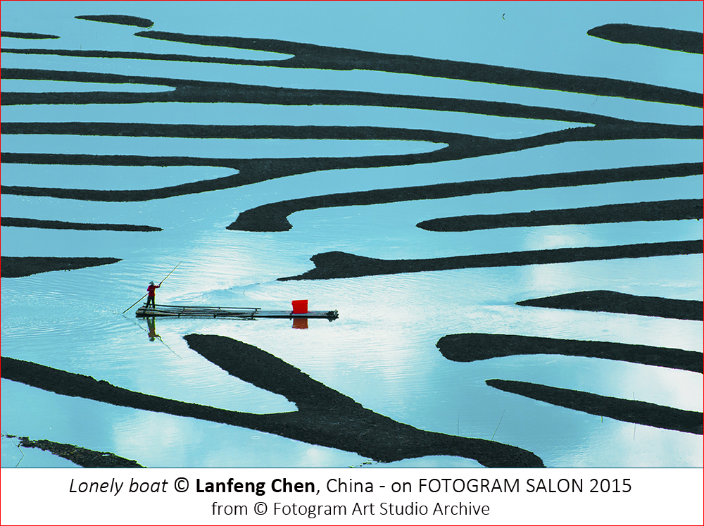 Lanfeng Chen_Lonely boat